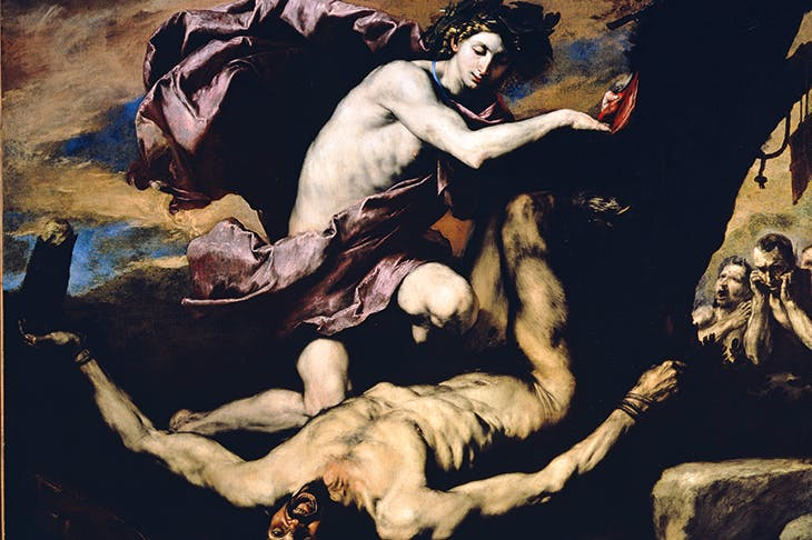 A bloody miracle: 'Apollo and Marsyas', 1637, by Jusepe de Ribera