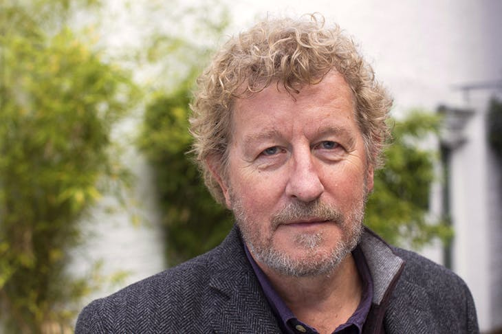 Sebastian Faulks (Rex Features)