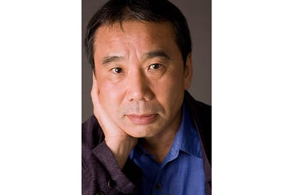 Haruki Murakami. Credit Elena Seibert