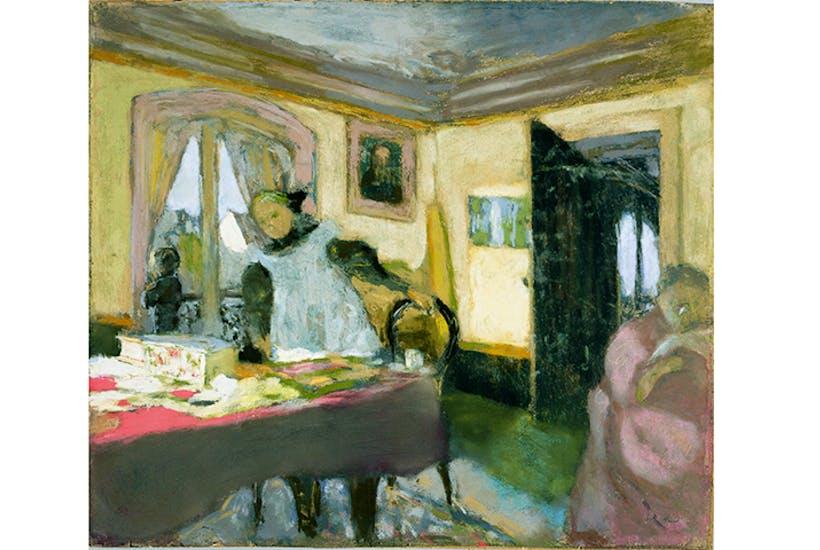'The Laden Table', c.1908, by Édouard Vuillard