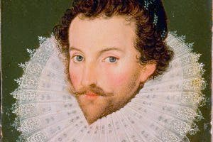 Sir Walter Raleigh, French school, 16th century