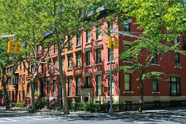 Ah, Brooklyn I miss you: Brooklyn Heights, New York