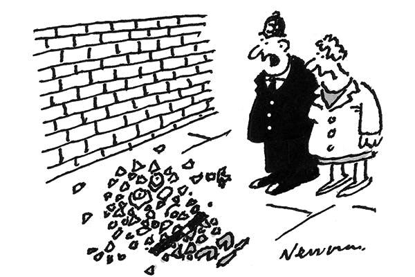 'We suspect Humpty upset the Saudis.'