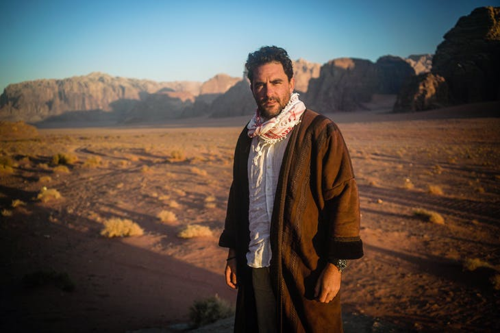 Levison Wood. Credit Simon Buxton