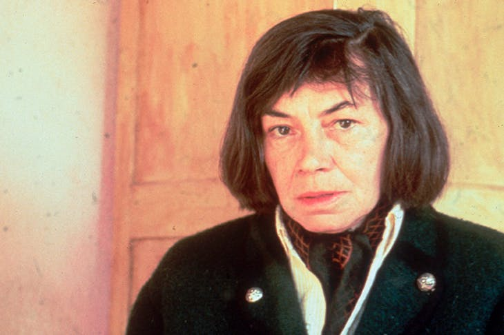 Friendly and modest: Patricia Highsmith