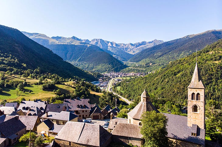 Val d'Aran in the Catalan Pyrenees [Getty}