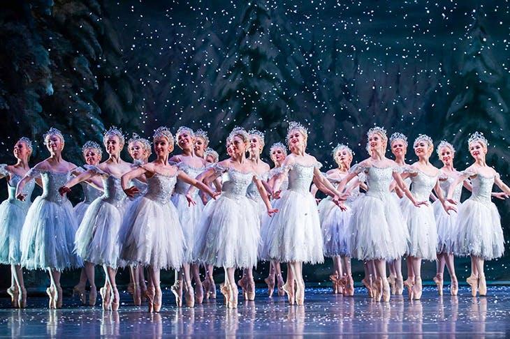 The Royal Ballet's Nutcracker. Photograph: Tristram Kenton