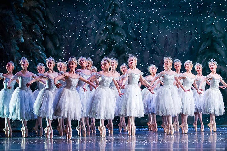 The Royal Ballet's Nutcracker. Photograph: Tristram Kenton