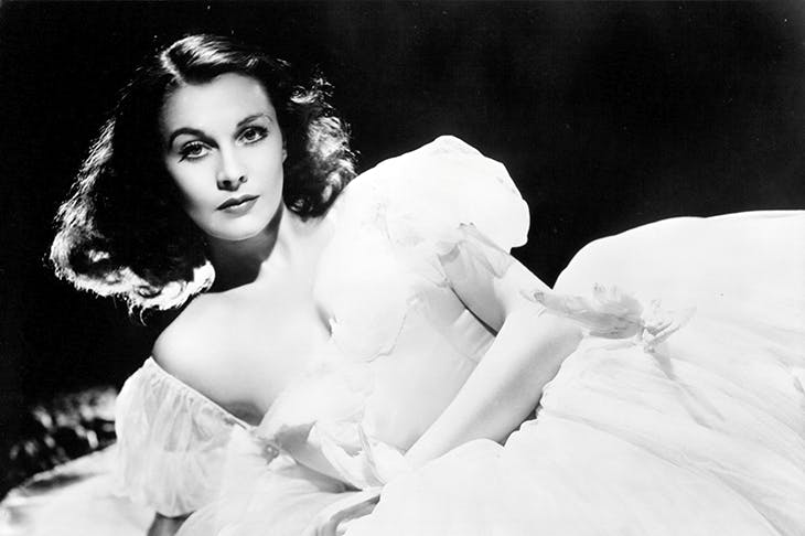 Vivien Leigh in a publicity still for Waterloo Bridge, 1940