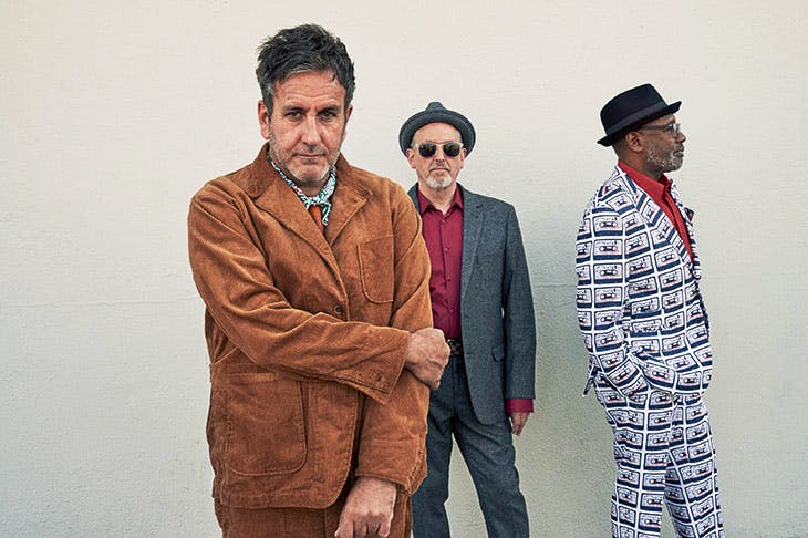 Terry Hall, Horace Panter and Lynval Golding