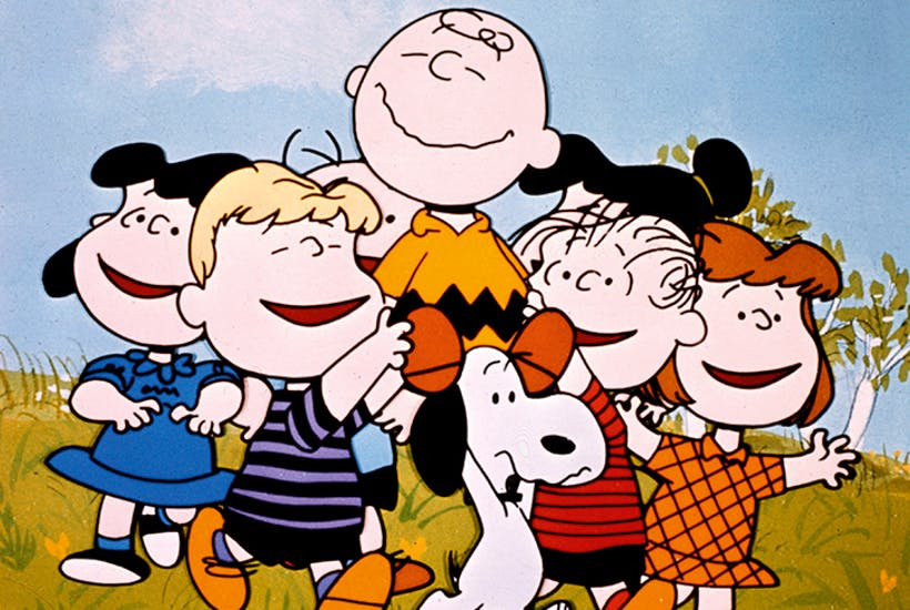 The triumph of hope over experience: the Peanuts gang