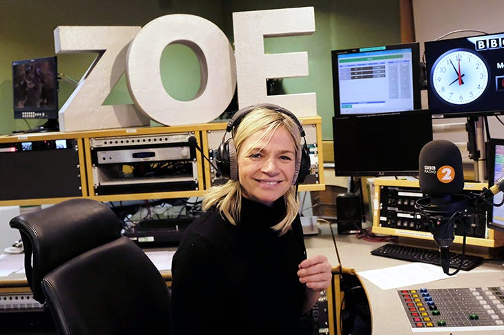 It will take a few weeks, if not months, to know whether Zoë Ball will become as much of a favourite as Terry Wogan. Photo: BBC / Sarah Jeynes