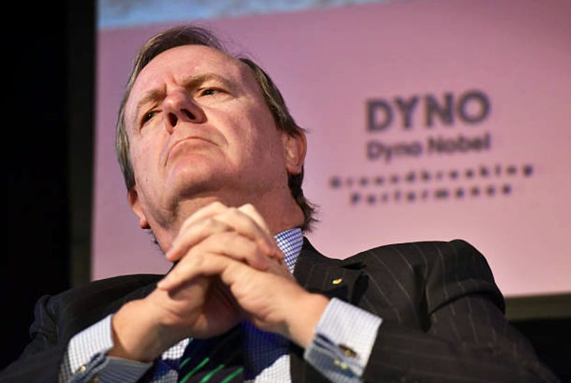 Peter Costello: smirk back in langour | The Spectator Australia
