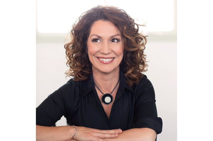 Kitty Flanagan (courtesy Allen & Unwin)