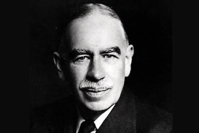 John Maynard Keynes [GETTY IMAGES]