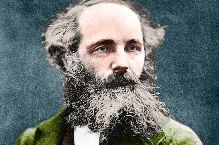 James Clerk Maxwell: funny, flippant and charming, with an extraordinarily fertile mechanical imagination