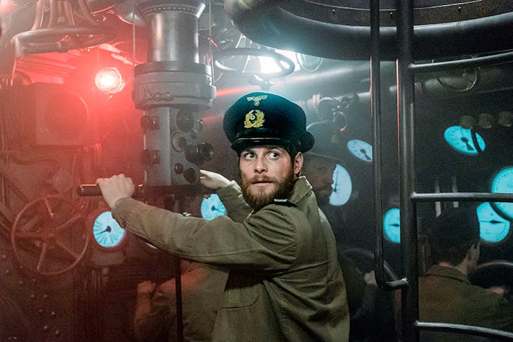 Atravesty: Sky Atlantic's remake of Das Boot. Photo: Sky Germany / Nik Konietzny / Bavaria Fiction GmbH