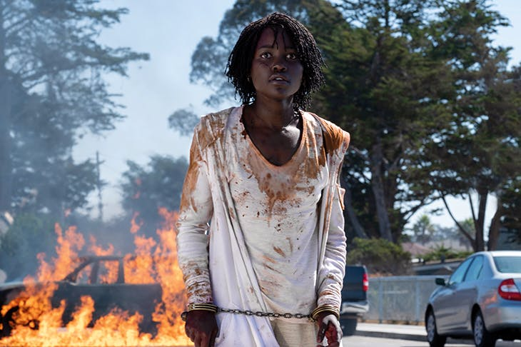 Spell-binding: Lupita Nyong'o as Adelaide in Us