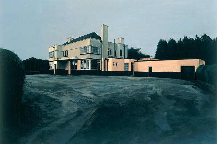 'Scenes from the Passion: The Hawthorne Tree', 2001, by George Shaw