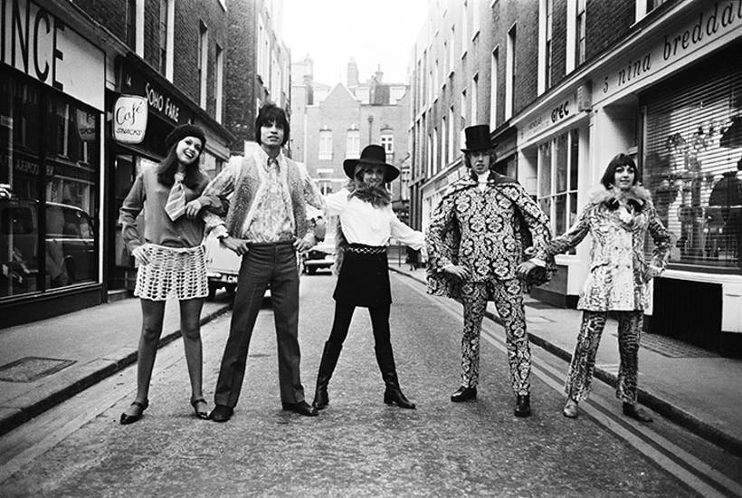 The Swinging Sixties: the decade people became more liberated – or the beginning of a night-mare? (R. Powell/Daily Express/Getty Images)