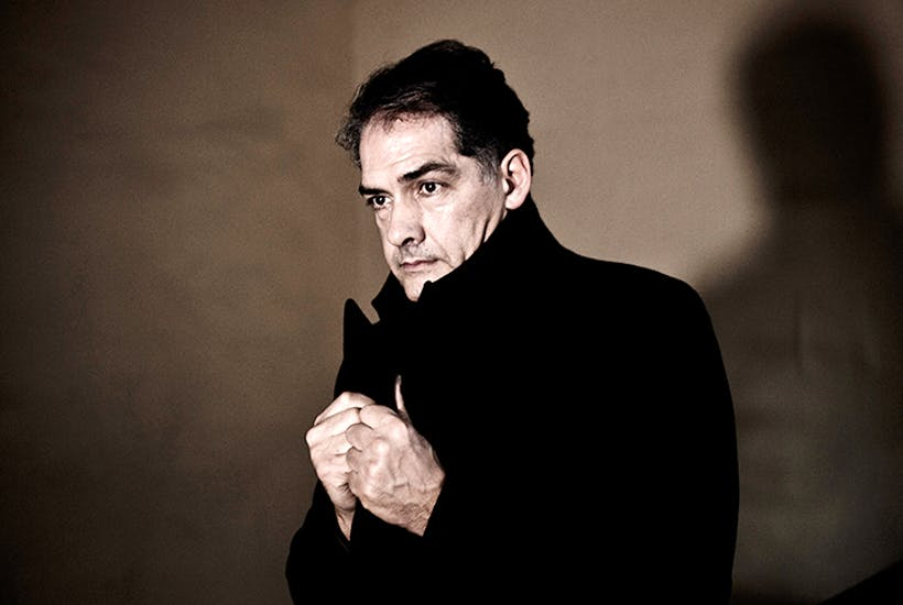 Philip Kerr, photographed in Paris in 2012. Credit: Getty Images