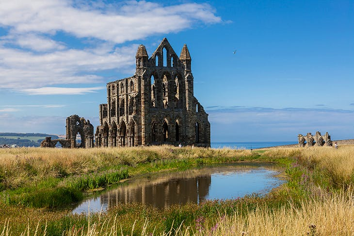 Northern soul: Whitby Abbey was built on the site where the date of Easter was decided