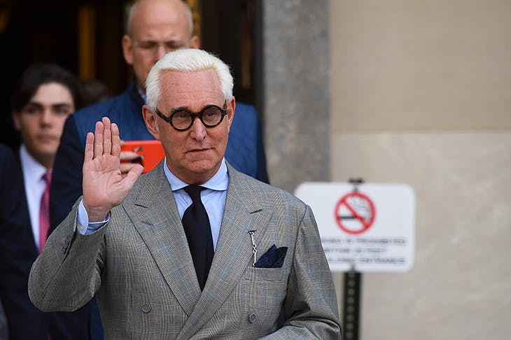 Roger Stone (Getty)