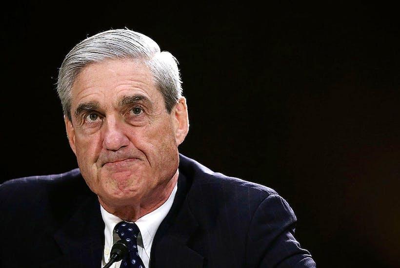 robert mueller collusion