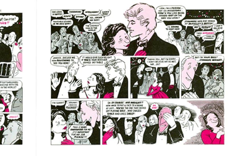 'True Love', 1981, by Posy Simmonds