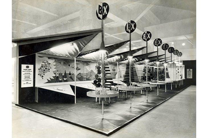 Plastic fantastic: British Industried Fair, 1948
