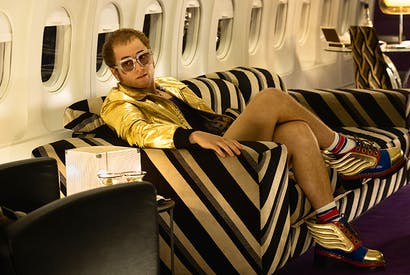 Sublime: Taron Egerton as Elton John in Rocketman