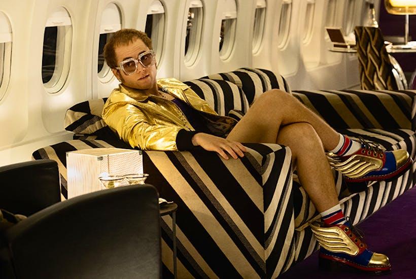 Sublime: Taron Egerton as Elton John in Rocketman
