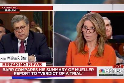 MSNBC media madness