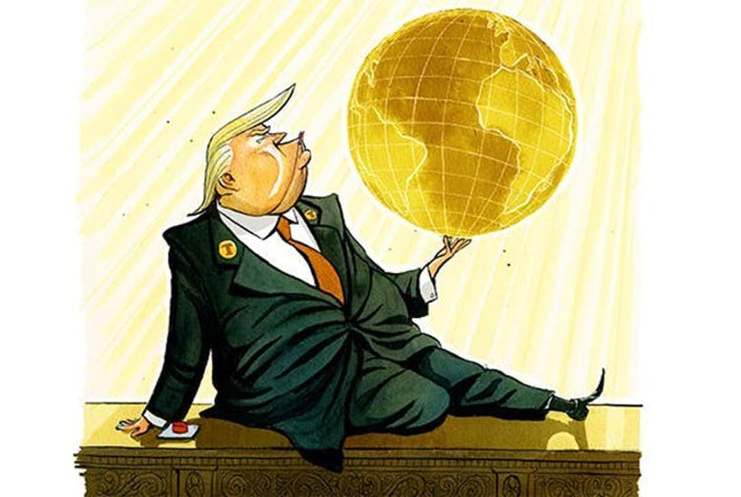 Donald Trump one-front trade war