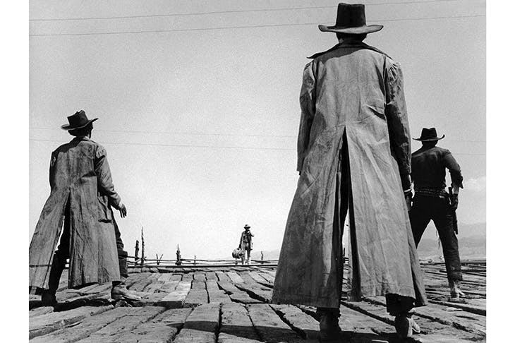 Sergio Leone's 1968 Once Upon a Time in the West