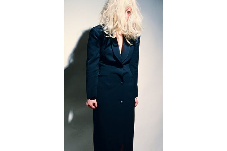 Untitled #122, from the Fashion series, by Cindy Sherman