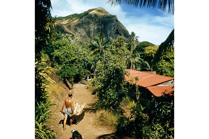 Pitcairn Island, 1957
