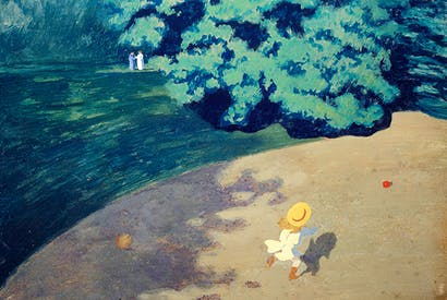 'The Ball' (1899) by Félix Vallotton