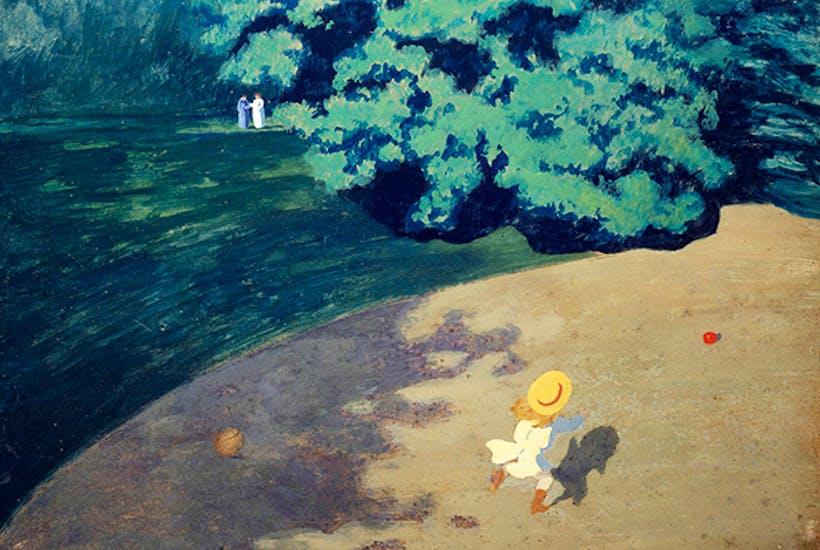 'The Ball' (1899) by Félix Vallotton