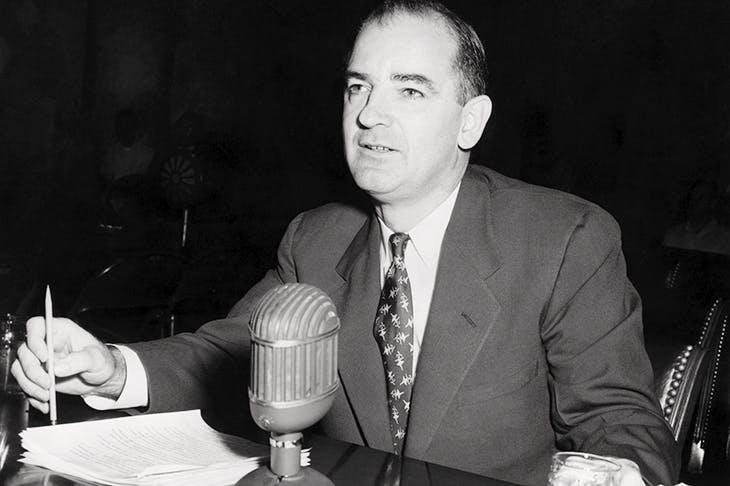 Joseph R. McCarthy (Getty)