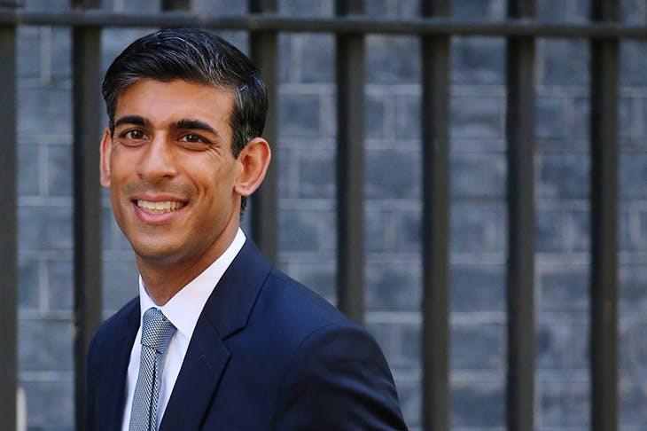 Chief Secretary to the Treasury Rishi Sunak (Getty)