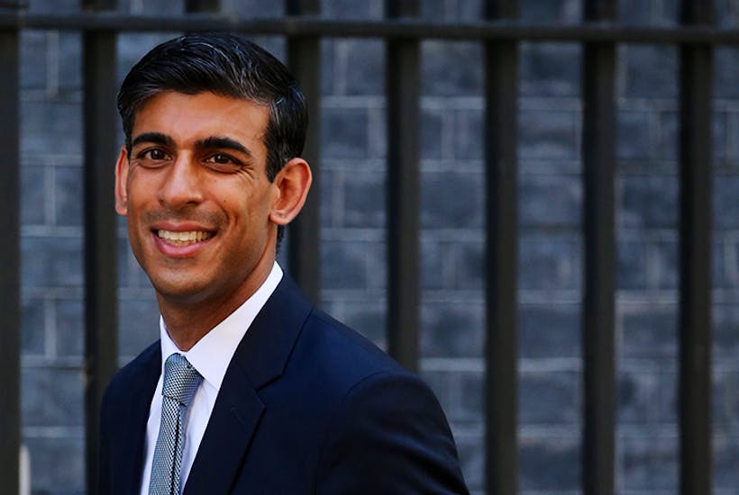Why Rishi Sunak is the one to watch in parliament | The Spectator ...