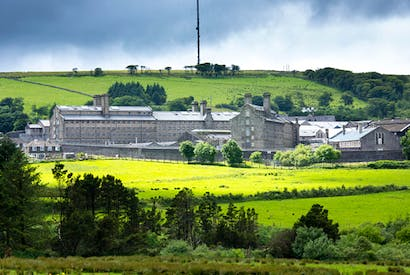 Dartmoor Prison: nice setting, but only for a visit