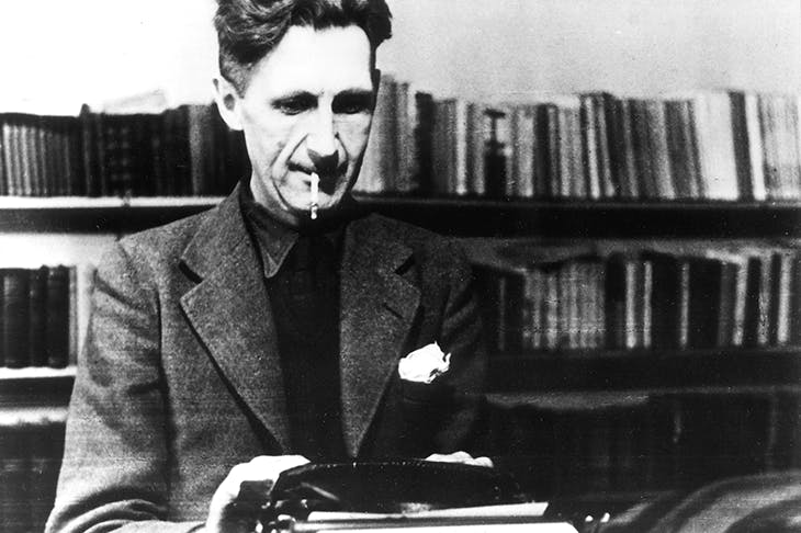 George Orwell. Credit: Getty Images