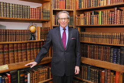 Robert Caro. Credit: Getty Images