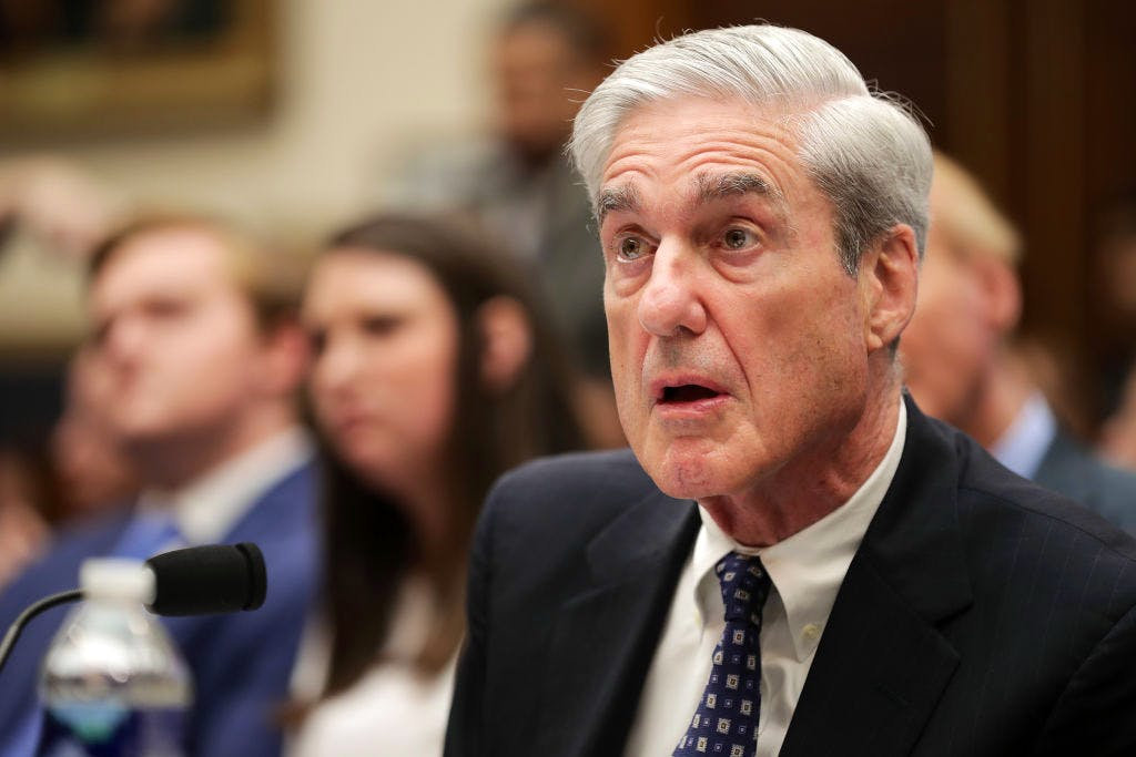 robert mueller inquiry