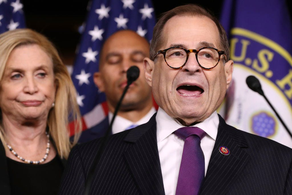 nadler impeachment