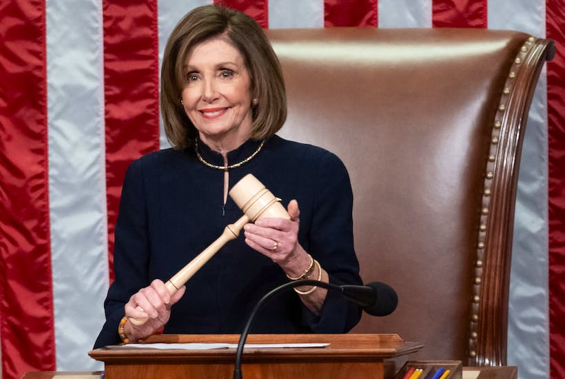 nancy pelosi impeachment spectacle