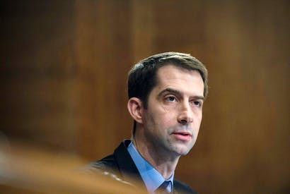 Sen. Tom Cotton coronavirus