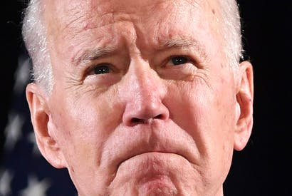 joe biden mental frailty